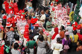 Christmas in Nigeria in 2016